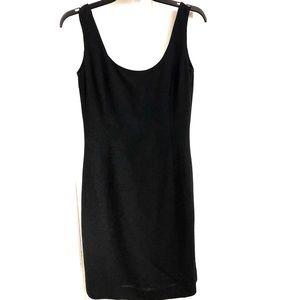 Ann Taylor Little Black Dress Sz 4